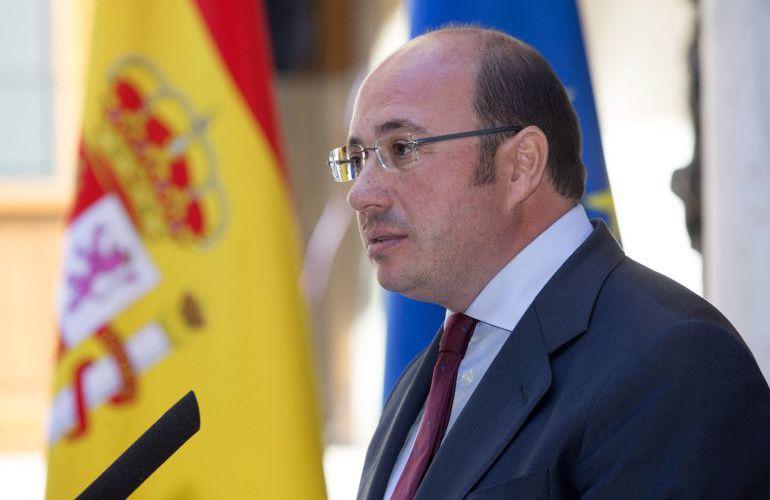 Pedro Antonio Sánchez, en una fotografía de archivo.