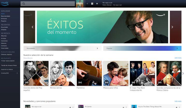 Music Unlimited llega a España.