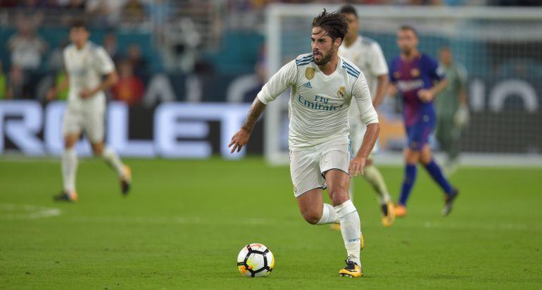 Isco Alarcón seguirá en el Real Madrid hasta 2022.