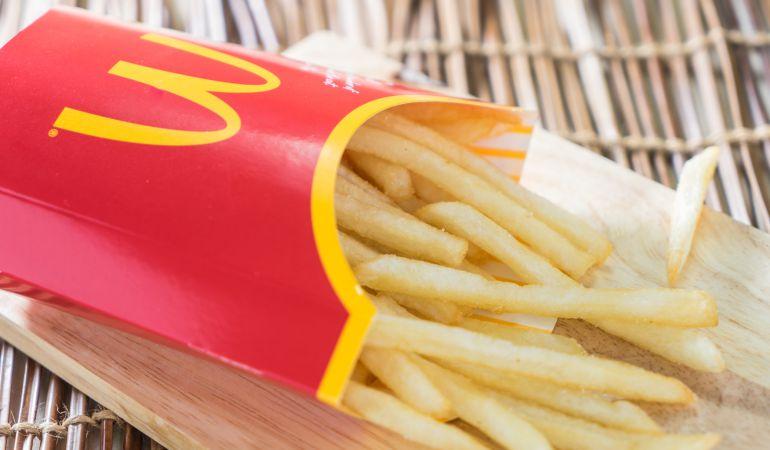 Las patatas fritas de McDonalds y las prácticas empresariales.