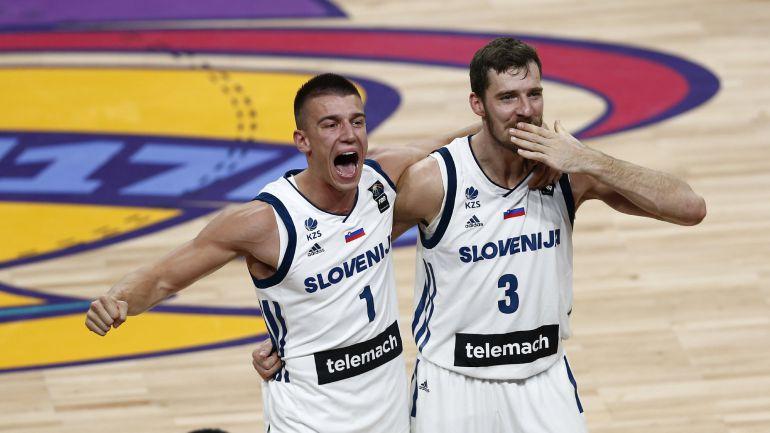 Eslovenia obra el milagro.