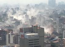 Un fuerte terremoto sacude el centro de México: al menos 223 muertos