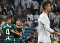 Sanabria pone el Bernabéu patas arriba en el minuto 94
