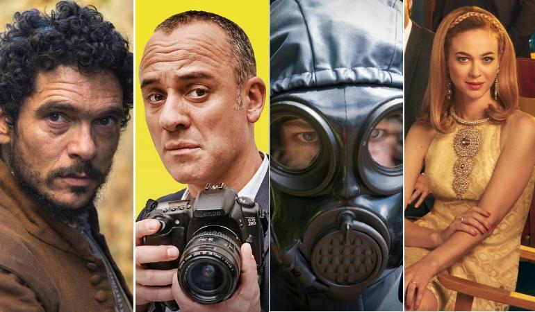 'La Peste', 'Vergüenza', 'La Zona', 'Velvet', los primeros estrenos de Movistar+