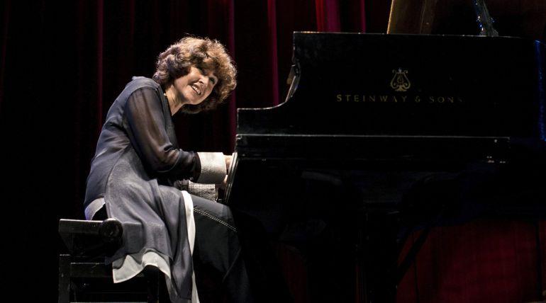 La pianista Rosa Torres-Pardo.