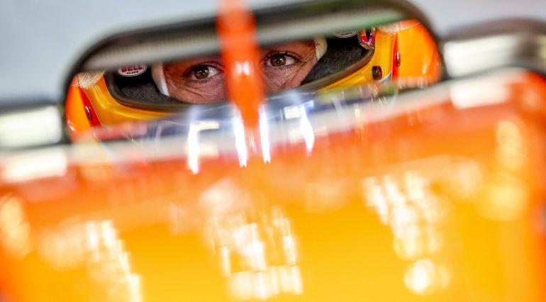 El español de McLaren Fernando Alonso.