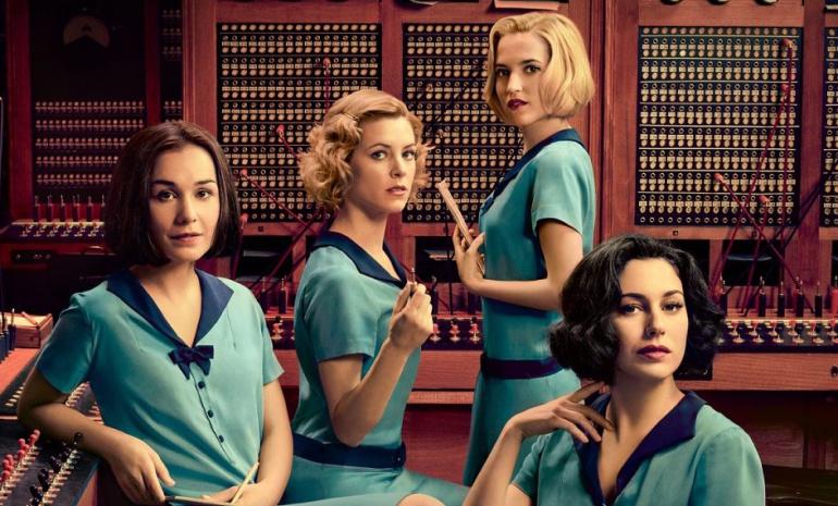 'Las chicas del cable', primera serie española de Netflix