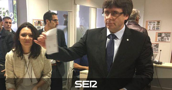 Referéndum Cataluña 2017  Cadena SER