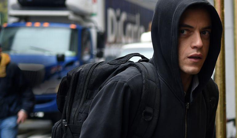Elliot Alderson es uno de los personajes de moda en la televisión.