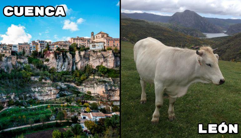 Cuenca vs. León.