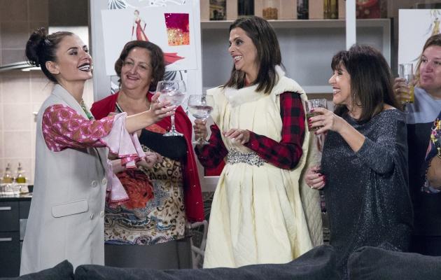 Yoli, Lola y Menchu en los nuevos capítulos de 'La que se avecina'