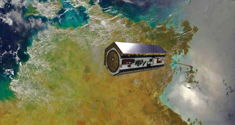 España llama 'Paz' a su nuevo satélite