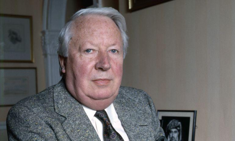 El fallecido ex primer ministro británico Edward Heat, vinculado con varios casos de pederastia