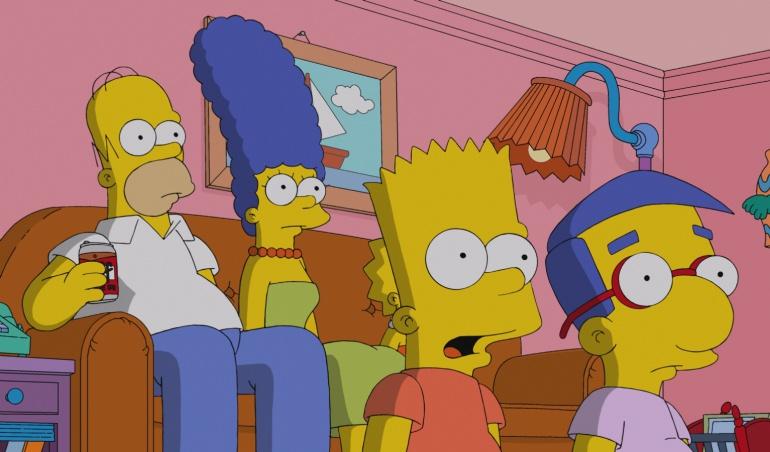 'Los Simpson' saltan a otra cadena de Atresmedia