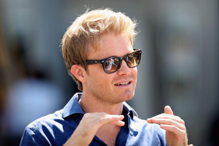 Nico Rosberg en Suzuka, Japón, el pasado fin de semana