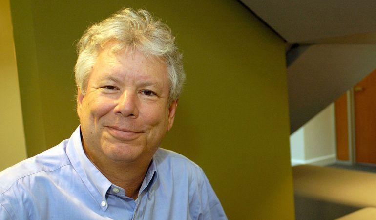 El economista estadounidense Richard H.Thaler.