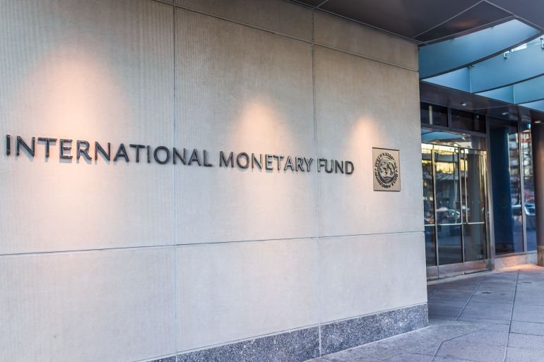 La sede del FMI, en Washington