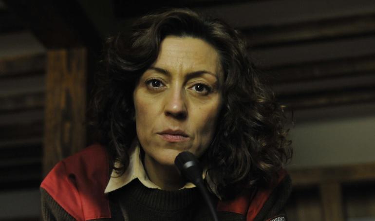 Pepa Aniorte, protagonista de 'El Incidente'