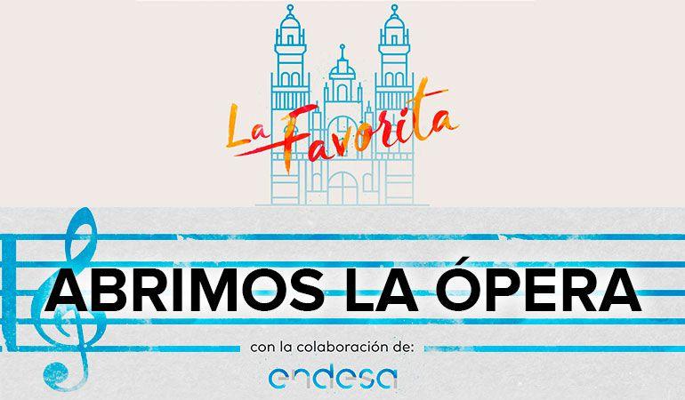 La Favorita: un camino musical que nos lleva a Santiago