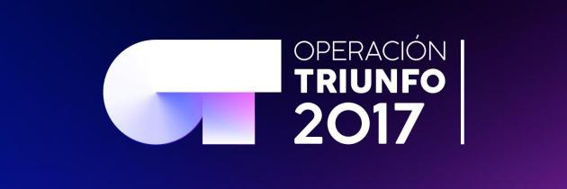 Logo oficial de 'Operación triunfo 2017'
