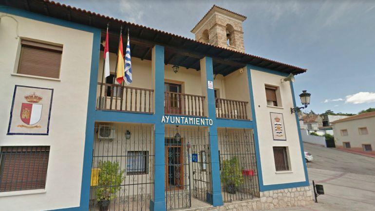 Ayuntamiento de Loranca de Tajuña, en Guadalajara