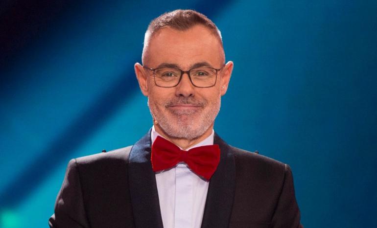 Jordi González, presentador de el debate de 'Gran Hermano Revolution'