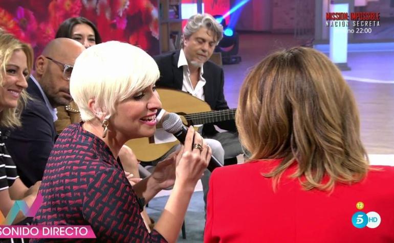 Pasión Vega y Toñi Moreno en 'Viva la vida'