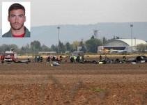 Muere el piloto de un F18 al estrellarse en la base aérea de Torrejón de Ardoz