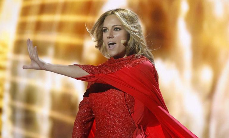 Edurne representó a España en Eurovisión 2015