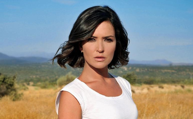 Alejandra Andrade en la segunda temporada de 'Fuera de cobertura'
