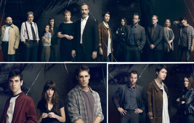 'Sé quién eres', galardón a mejor serie española de televisión.