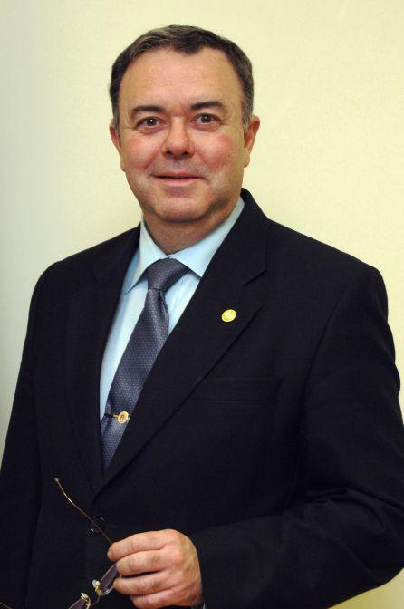 Guillermos Cisneros, rector de la Universidad Politécnica de Madrid