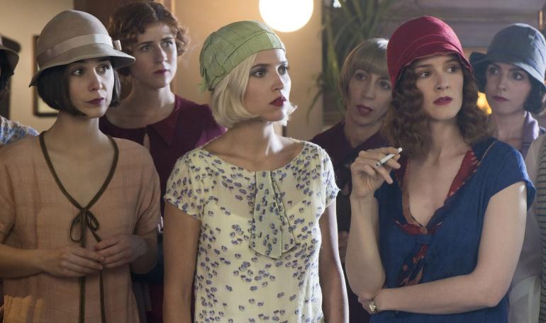 Netflix estrena la T2 de 'Las chicas del cable' en diciembre