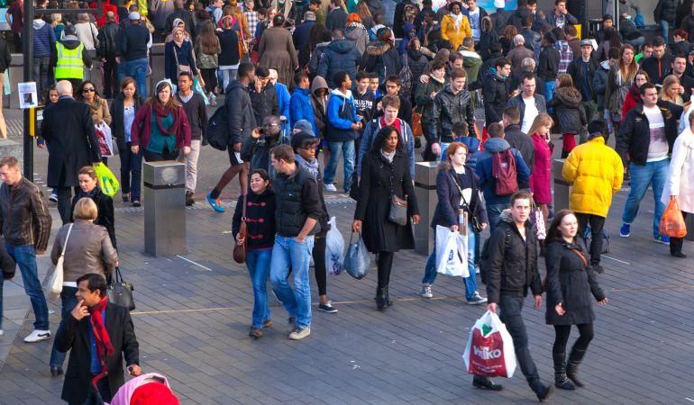El Black Friday mueve cada año a más personas.