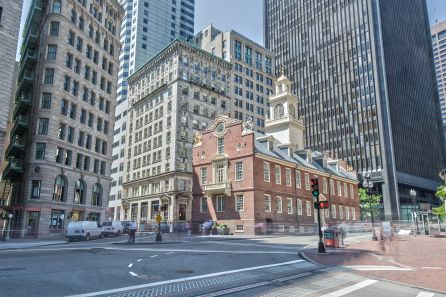 Old State House, en Boston