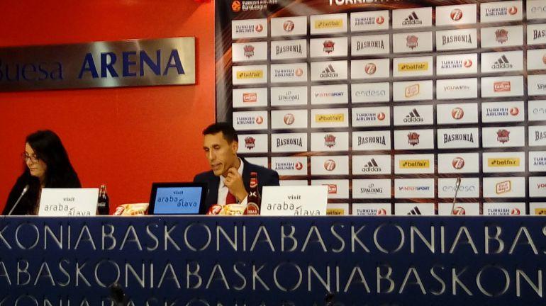 Prigioni dimite como entrenador del Baskonia