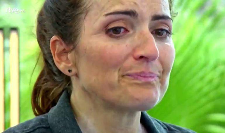 Silvia Abril en 'MasterChef Celebrity 2'