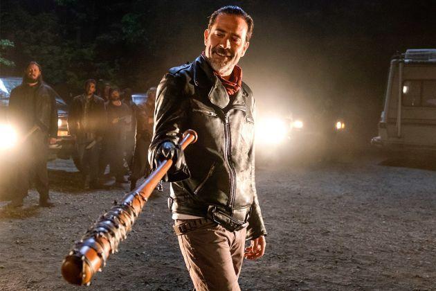 Negan es uno de los personajes más carismáticos de 'The Walking Dead'.