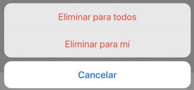 La nueva opción llega a iOS.