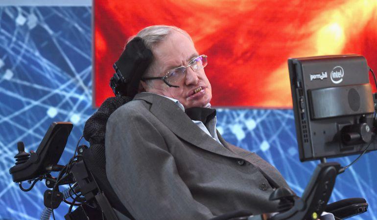 La tesis de Hawking colapsa la web de la universidad de Cambridge.