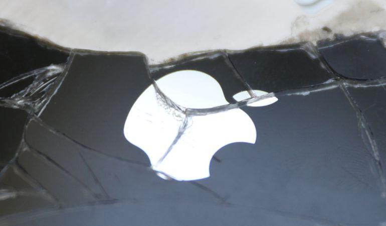 Reparar la pantalla del iPhone no saldrá barato.