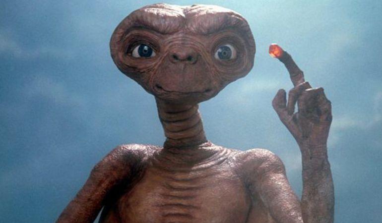 Hay vida más allá de E.T., el extraterrestre.