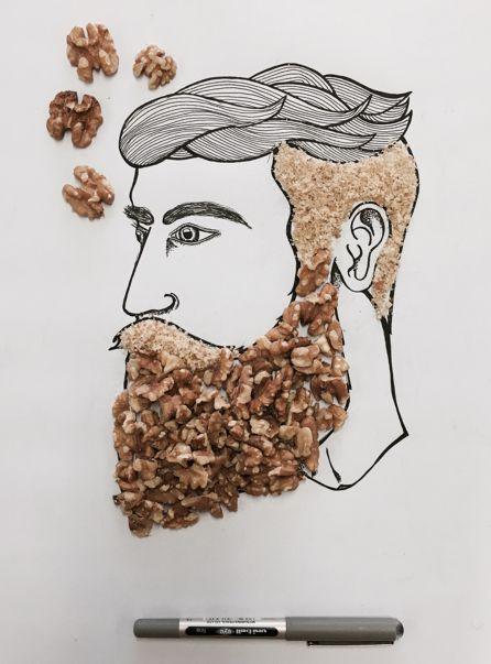 Chicos, ¡a comer nueces!