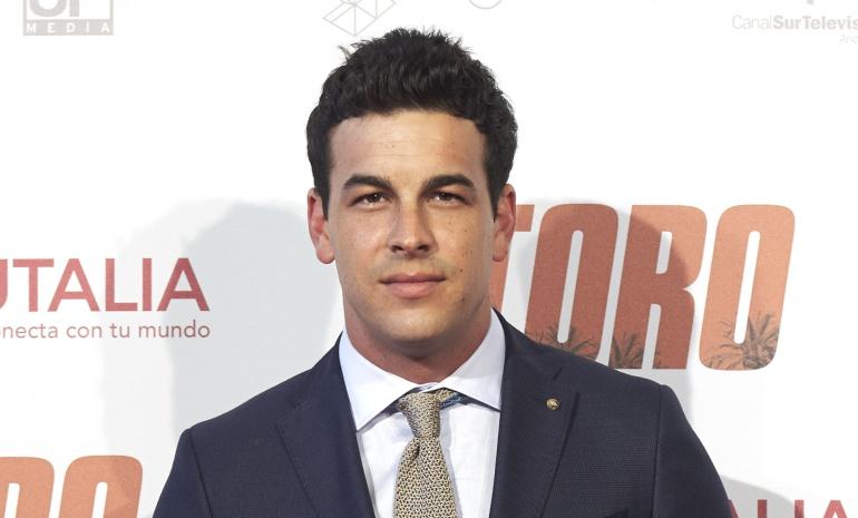 Mario Casas en la premiere de la película 'Toro'