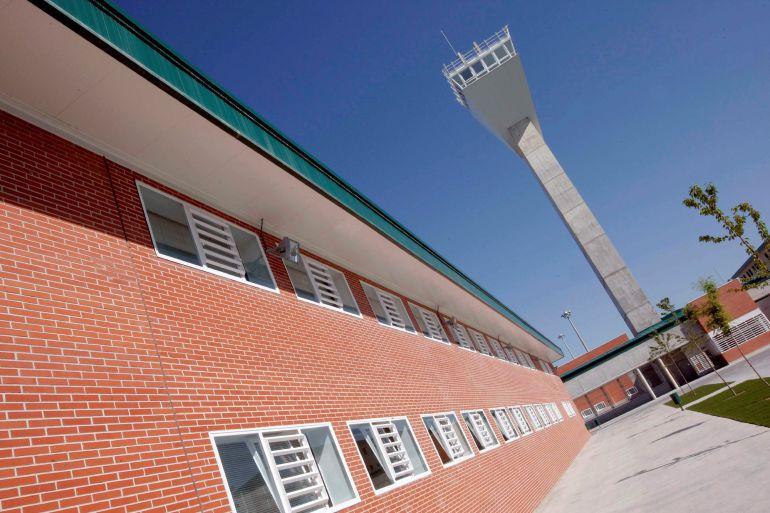 Fotografía de archivo de las instalaciones de la cárcel de Estremera