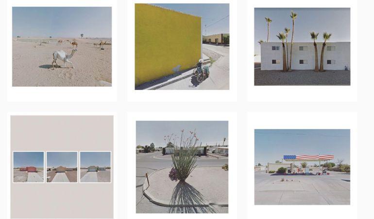 Varias fotografías de su cuenta de Instagram @streetview.portraits