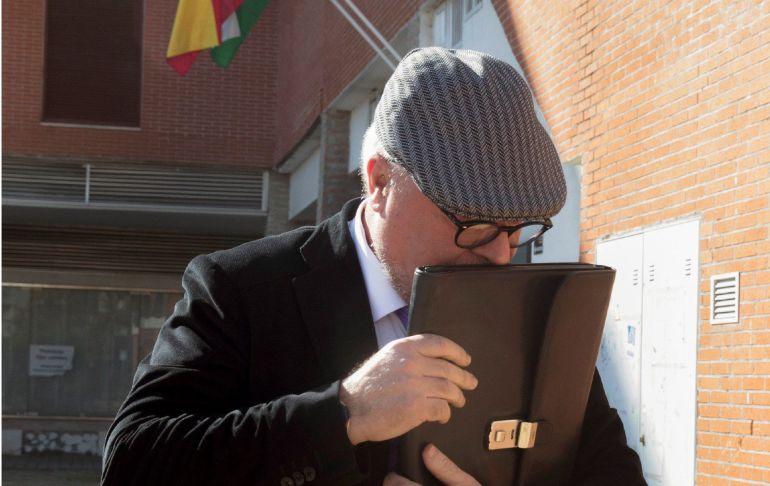 Fotografía de archivo de febrero de 2016 del excomisario José Manuel Villarejo.
