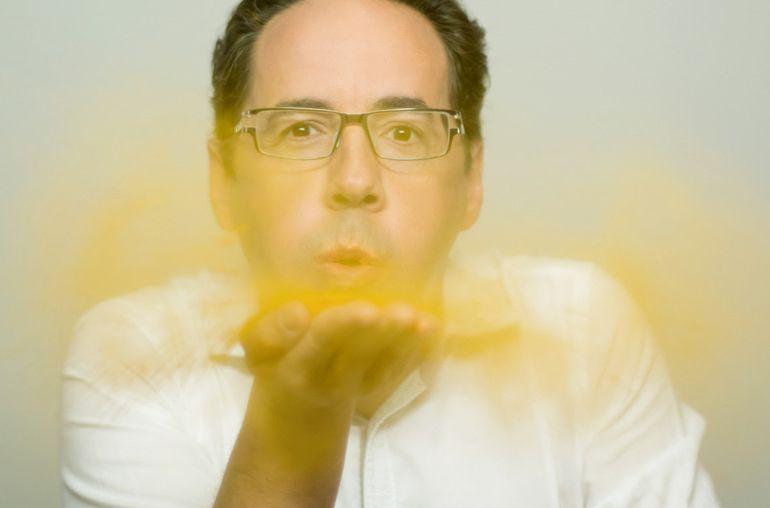 François Chartier, experto en aromas.