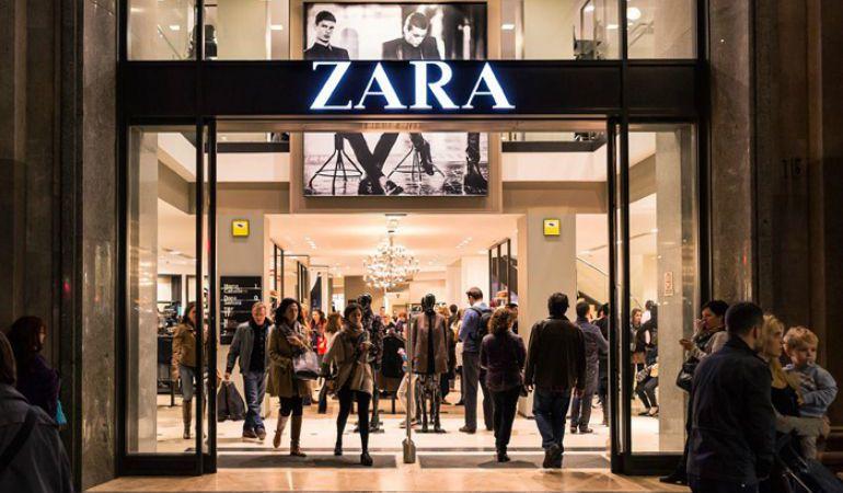 Las prendas de Zara en Turquía han aparecido con un mensaje reivindicativo.