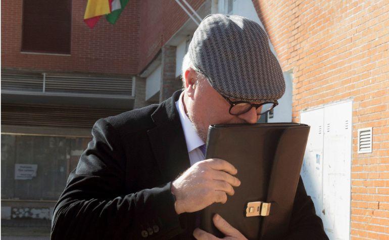 Fotografía de febrero de 2016 del excomisario José Manuel Villarejo.